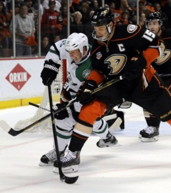 Ryan Getzlaf in 2014 playoffs