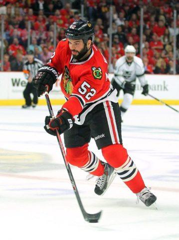 Brandon Bollig - Chicago Blackhawks