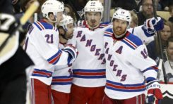 Rangers No Strangers to Playing From Behind