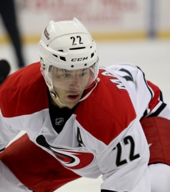 Can the Canes storm the Flyers without their faceoff specialist, Manny Malhotra?