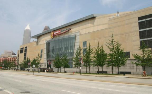 If the NHL in Cleveland were to become a reality, the Quicken Loans Arena would serve as a better option than the Barons' Richfield Coliseum.