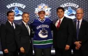 Jake Virtanen: New Local Boy-Wonder(Bill Streicher-USA TODAY Sports)