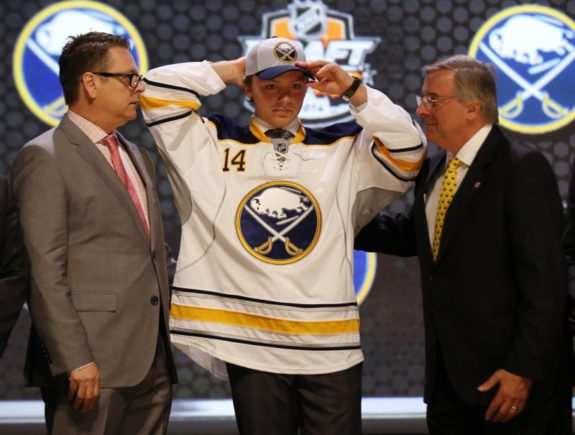 Sabres Draft options