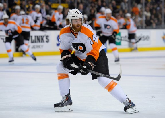 Elite shutdown defense, youth, and a team-friendly contract makes Sean Couturier the most wanted Flyer, which is exactly why they should keep him.
