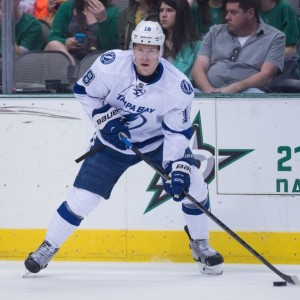 Ondrej Palat (Jerome Miron-USA TODAY Sports)