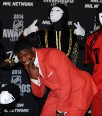 P.K. Subban, NHL, Montreal Canadiens, Hockey, Fashion