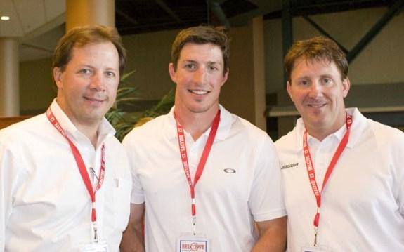 L-R: Tom Chorske, Ryan Carter, Lance Pitlick (mspdigiparties/Flickr)