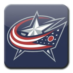 Columbus Blue Jackets 2 square logo