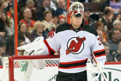 (Marc DesRosiers-USA TODAY Sports) I don't like the Devils' chances of making the playoffs, but Cory Schneider is good enough to prove me wrong. John Hynes has been impressive as a first-year coach in getting the most out of this mediocre roster too.