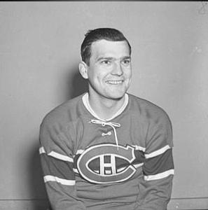 Bill Durnan was a legendary full right goalie in Montreal.