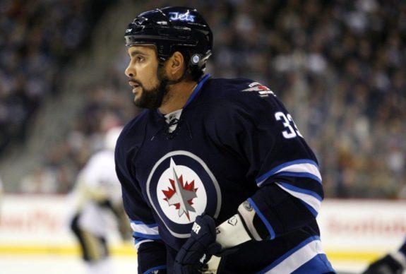 Dustin Byfuglien Winnipeg Jets