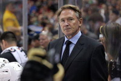 Pittsburgh Penguins, NHL, Hockey, Mike Johnston