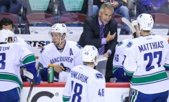 Linden: Willie Desjardins Will Return Next Season