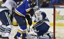 Ryan Miller Shines in First Game Against Former Team