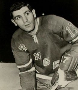 Lou Angotti scored a clutch goal against Chicago