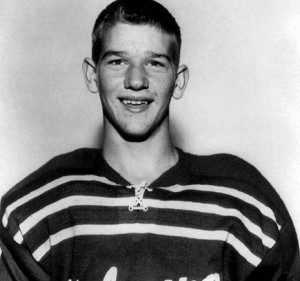 Bobby Orr: two goals in a losing cause.