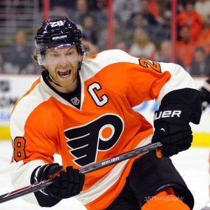 Claude Giroux (Amy Irvin / The Hockey Writers)