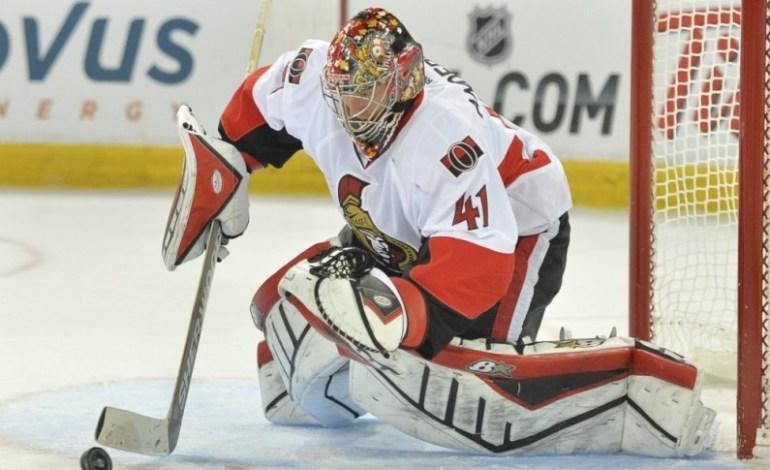 Recap: Senators Squeak Past Bruins