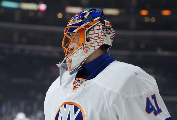 Jaroslav Halak, New York Islanders, NHL, Hockey