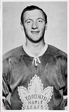 Dickie Moore Maple Leafs