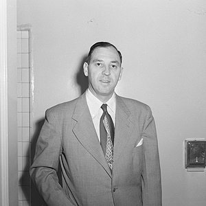NHL referee-in-chief Carl Voss