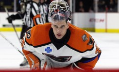 Philadelphia Flyers' Goalie Prospects Fly Under The Radar