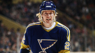 Jorgen Pettersson played in 5 seasons with St. Louis.