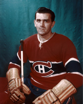 Maurice Richard is a big fan of Bobby Hull