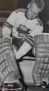 Wayne Rutledge, top CPHL goalie.
