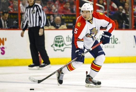 Aaron Ekblad, Florida Panthers, NHL, Hockey