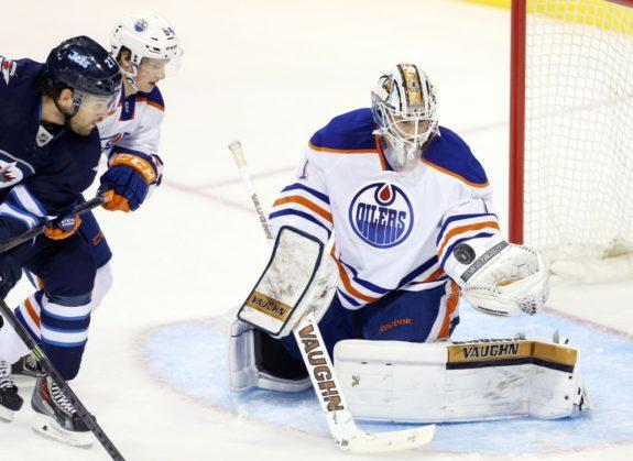 Laurent Brossoit Edmonton Oilers