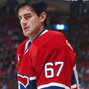 Pacioretty and the Habs have been struggling in the month of December (Jean-Yves Ahern-USA TODAY Sports)