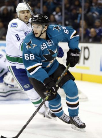 Melker Karlsson San jose Sharks
