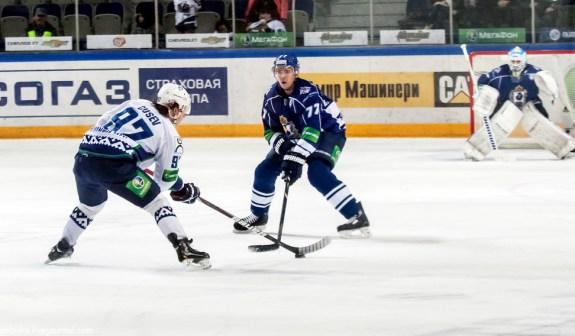 Nikita Gusev, Expansion Draft