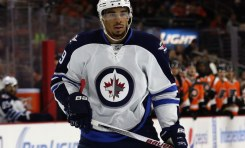 Thankful for Evander Kane