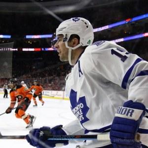 Joffrey Lupul, Toronto Maple Leafs, NHL
