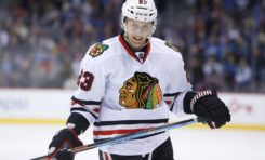Chicago Blackhawks: Two-Line Pass Time!