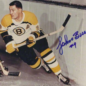 Imlach is no longer interested in Johnny Bucyk.