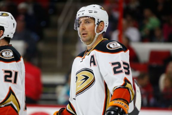 Francois Beauchemin Ducks