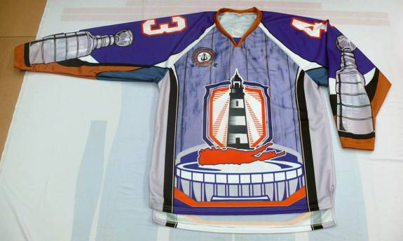 Nassau Coliseum Jersey