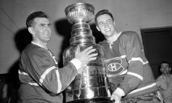 Canadiens' AHL Club Honors Rocket Richard With Team Name