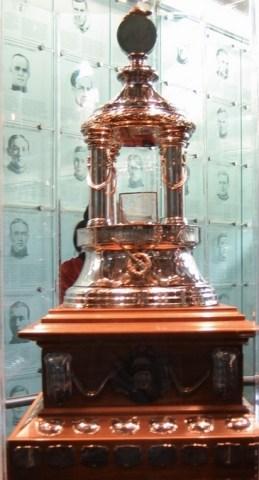Wikipedia Commons - Vezina Trophy