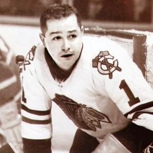 Glenn Hall : First All-star goalie.