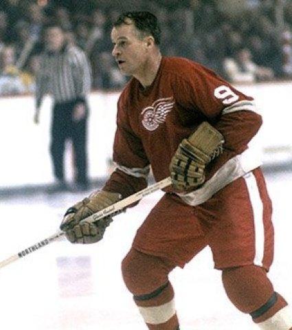 Gordie Howe, Gordie Howe hat trick, NHL, Detroit Red Wings