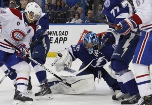 Bishop has shined with the Lightning (Kim Klement-USA TODAY Sports)