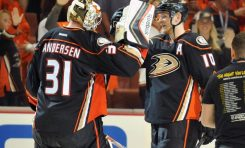 Frederik Andersen Is The Ace Up Anaheim's Sleeve