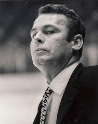Larry Regan Los Angeles Kings