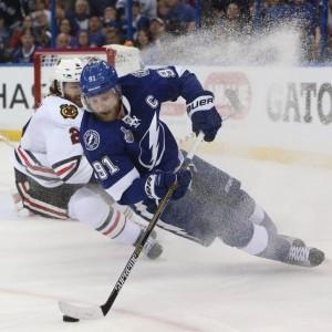Lightning captain Steven Stamkos (Kim Klement-USA TODAY Sports)