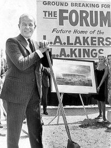 Jack Kent Cooke Los Angeles Kings