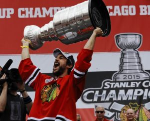 Antoine Vermette, Chicago Blackhawks, NHL, Patrick Kane